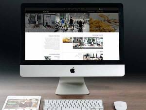 בניית אתר לחברת הפקת סרטי תדמית