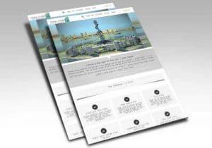 קמפיין פרסום לפרוייקט מנורה איילנד